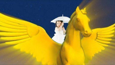 پروژه اماده افتر افکت البوم کودک و جشن تولد و....