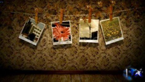 پروژه اماده افتر افکت Classical Photography