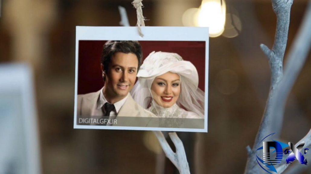 پروژه اماده عروسی