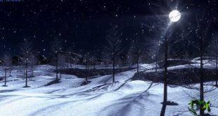 فوتیج زمستان