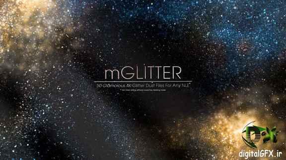 mGlitter Bokeh