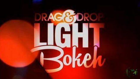 مجموعه افکت ویدیویی بوکه bokeh