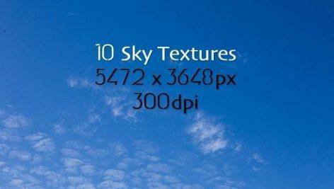 بک گراند آسمان برای استفاده در تصاویر ترکیبی