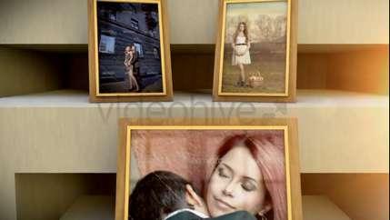 پروژه قاب عکس رومانتیک