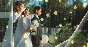 پروژه اماده نمایش اسلاید فیلم عروسی