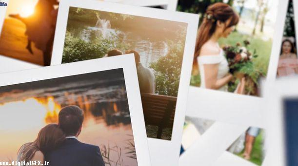 پک ترنزیشن , پریست رنگی و اسلایدشو عروسی پریمیر