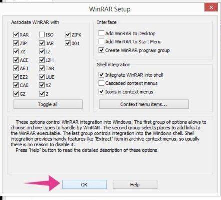 اموزش نصب ، فشرده سازی و رمزگذاری نرم افزار winRAR