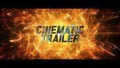 پروژه تریلر سینمایی ۲ برای افتر افکت