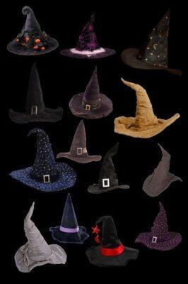 دانلود کلاه و جارو جادوگری