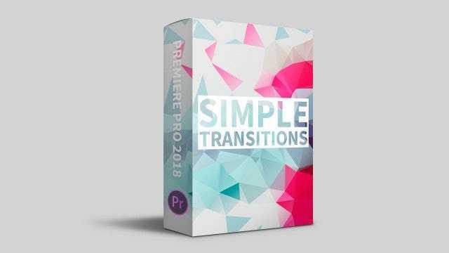 دانلود رایگان ترنزیشن پریمیر : Simple Transitions