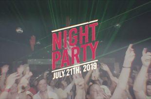 دانلود پروژه اماده پریمیر پارتی شبانه Night Party Slideshow