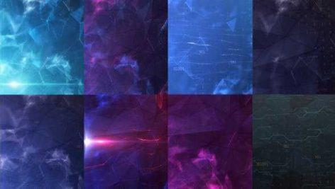 دانلود مجموعه بک گراند متحرک انتزاعی abstract backgrounds