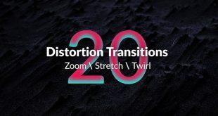 دانلود ترنزیشن پریمیر Distortion Transitions
