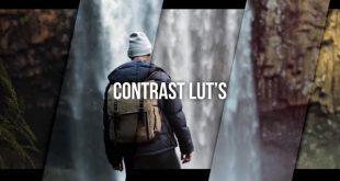 دانلود مجموعه ۱۰۰ پریست تنظیم کنتراست پریمیر Contrast Luts