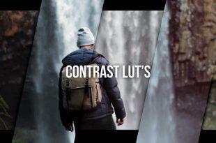 پریست تنظیم کنتراست پریمیر Contrast Luts