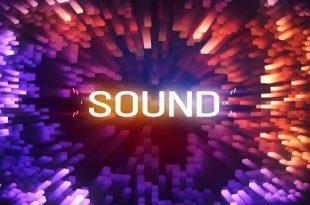 پروژه اماده افتر افکت نمایش لوگو با صدا Sound Logo