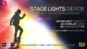 دانلود مجموعه رقص نورهای استیج Stage Lights Creator