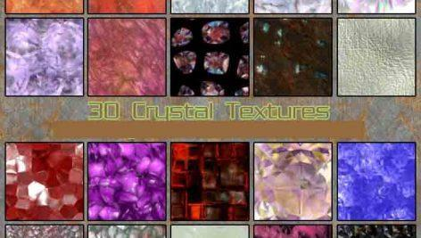دانلود تکسچر کریستال crystal_textures