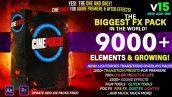 بزرگترین پکیج افکت گذاری جهان CINEPUNCH (ورژن ۱۵)