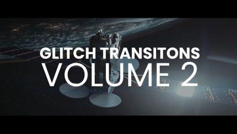 دانلود پریست ترنزیشن Glitch Transitions پریمیر