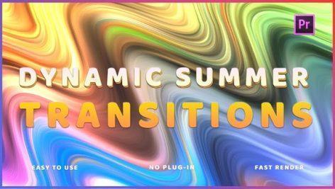 دانلود پریست ترنزیشن پریمیر Dynamic Summer