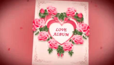 دانلود پروژه اماده افتر افکت البوم عروسی Wedding Rose Album