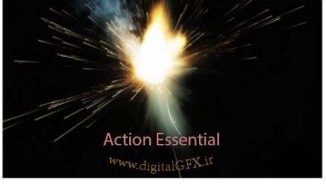 Action Essential دانلود ویدیو افکت های محل اثابت گلوله