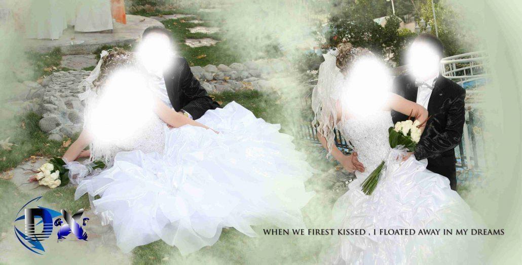 تصاویر لایه باز عروس psd