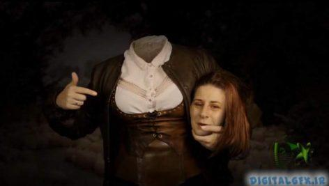 Halloween VFX tutorial mocha an