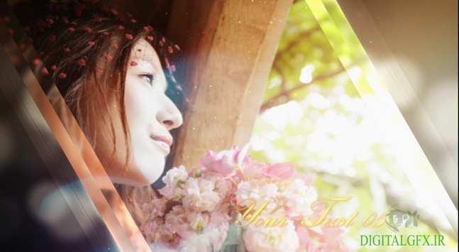 Motion Array Wedding Album 2 - اسلاید شو البوم عروسی