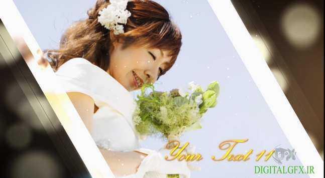 Motion Array Wedding Album 5 - اسلاید شو البوم عروسی