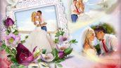 pack beauty frame 172x97 - دانلود فریم و قاب عروس و داماد