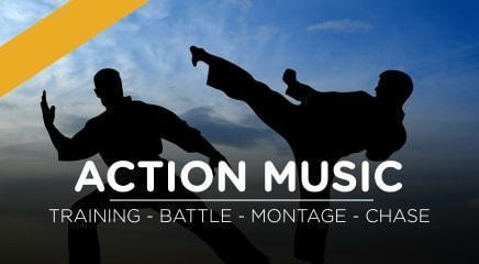 دانلود مجموعه فوق العاده موزیک اکشن : Action Music - Sound Crate