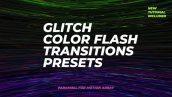preview 9 172x97 - دانلود پریست ترنزیشن پریمیر Glitch Color Flash