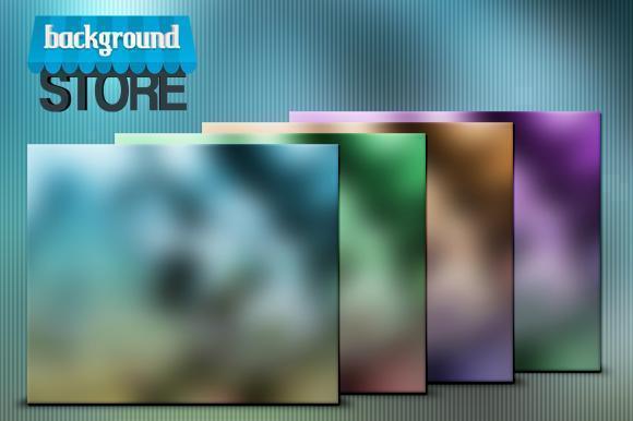 بک گراند فتوشاپ blurred_background