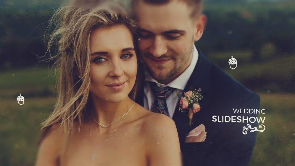 پروژه زیبای اسلاید شو عروس