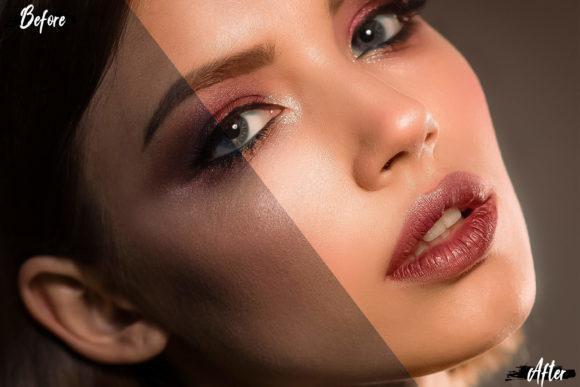 Perfect Skin Theme 2 - دانلود اکشن فتوشاپ : 18 پریست پوست Perfect Skin Action Collection