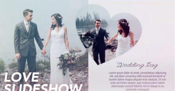 پروژه اماده پریمیر : اسلاید شو عروس Slideshow Premiere 267259