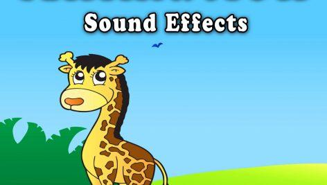 Animation Sound Effects Vol.3