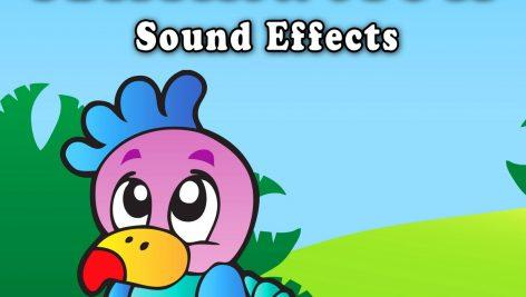 Animation Sound Effects Vol.5