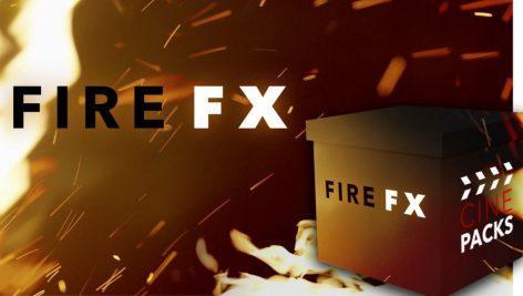 CinePacks Fire FX