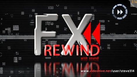 Rewind FX – Videohive 12859571