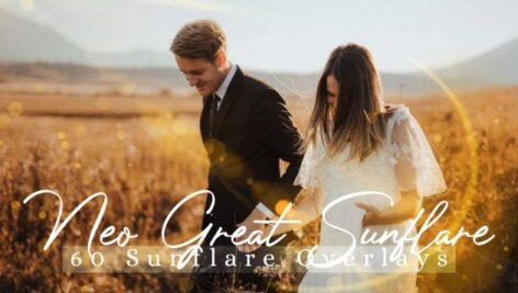 60 Neo Great SunFlare Effect 2
