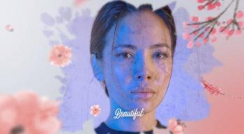 دانلود رایگان پروژه اماده افترافکت اسلاید شو گل Flower Slideshow