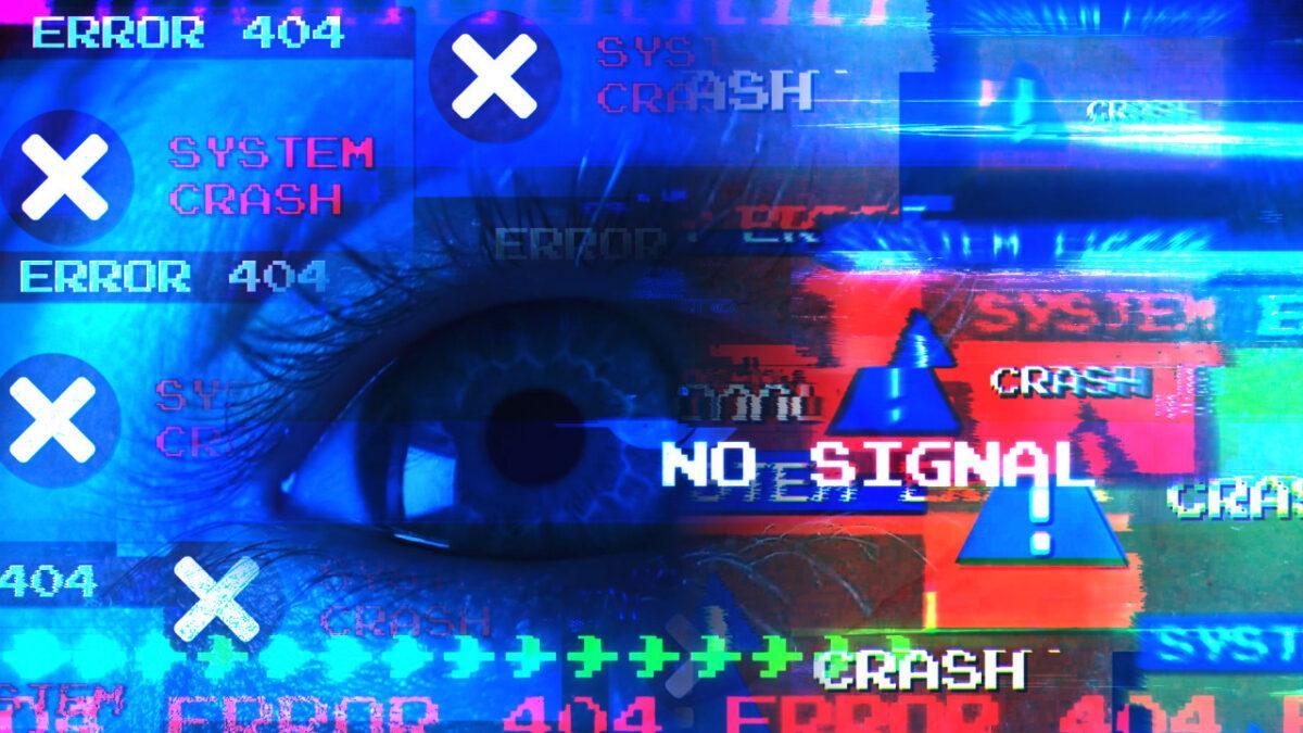دانلود ترنزیشن پریمیر : 10 ترنزیشن خطا ،خرابی و نویز دیجیتال Transitions Digital Glitch
