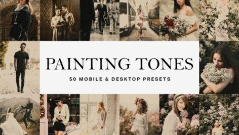 Painting Tones Lightroom Presets and LUTs 1