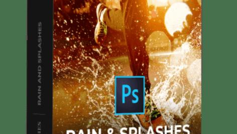 Rain Splashes