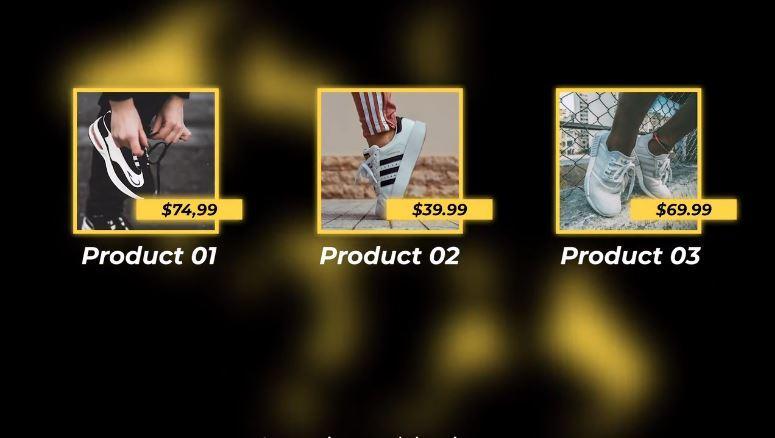 دانلود رایگان پروژه اماده تبلیغاتی پریمیر Product-promo