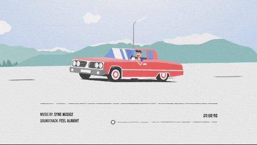 پروژه اماده افترافکت : اکولایزر ماشین Car Audio Visualizer