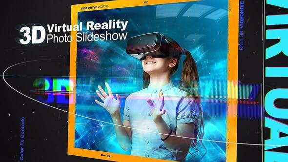 اسلایدشو واقعیت مجازی سه بعدی 3D Virtual